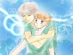 Itazura na Kiss~Surprise Hug Itazura Na Kiss, Kim Possible, Shoujo, Dumb And Dumber, Cute Couples, Manga, Hug, Cartoons, Anime