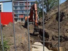 Na gasleiding nu waterleiding geraakt bij werkzaamheden Colmschate