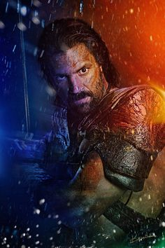 Rise of Crixus (Manu Bennett) by KewinBadler on DeviantArt