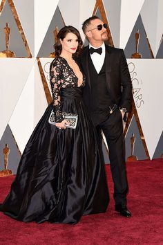 Can We All Take A Moment To Appreciate Tom Hardy At The Oscars?