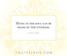 Elke dag een nieuwe quote op Toutes La Vie om jou te inspireren!