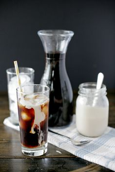 how to make cold coffee at home in marathi