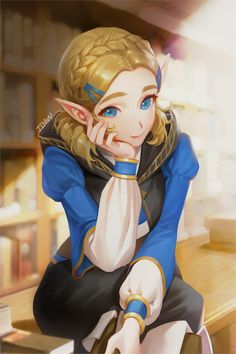 Legend of Zelda Breath of the Wild sequel inspired art > Princess Zelda > botw 2 The Legend Of Zelda, Legend Of Zelda Breath, Image Zelda, Fan Art, Link Zelda, Ecchi, Twilight Princess, Breath Of The Wild, Game Character