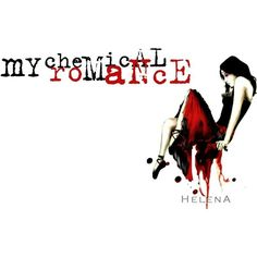 Image of helena mcr - Photobucket - Video and Image Hosting ❤ liked on Polyvore featuring my chemical romance, mcr, fillers, backgrounds and bands