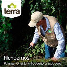 En #TerraPyJ estamos comprometidos en brindarte un servicio de personal de jardinería calificado e integral, experto en el mantenimiento de los prados y jardines de tu finca o casa de campo. Visita nuestra página web www.terra.net.co