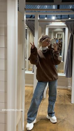 Adrette Outfits, Indie Outfits, Teen Fashion Outfits, Retro Outfits, Cute Casual Outfits, Look Fashion, Winter Outfits, Vintage Outfits, Skater Girl Outfits