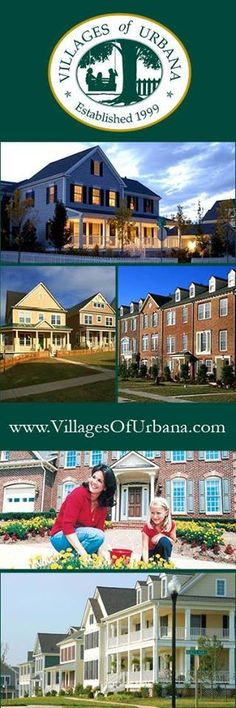 Come visit the Villages of Urbana, Maryland's best selling community!- http://www.villagesofurbana.com/ #newhomes #newcommunity #frederick maryland