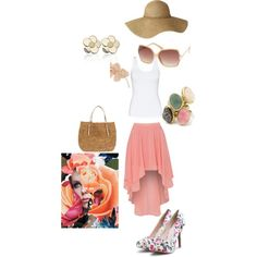spring!, created by joshyleo on Polyvore