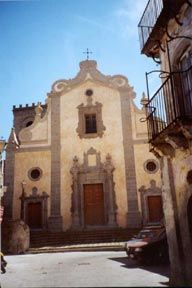 THE GODFATHER: Sicily Scene Locations...This is in Forza D'Agro, also near where I will be staying