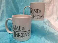 Check it out Game of Thrones fans! Order your set today, customize your own! Great for gift giving!