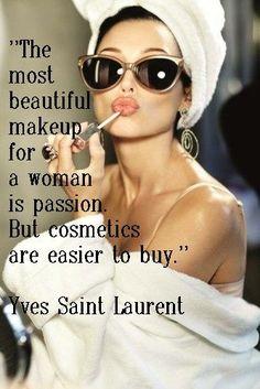 Yves Saint Laurent | Fabulous Quotes