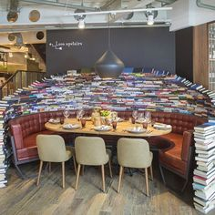 The Fable, Holborn | 16 Incredible Library Bars In London...I didn't know places like this existed!