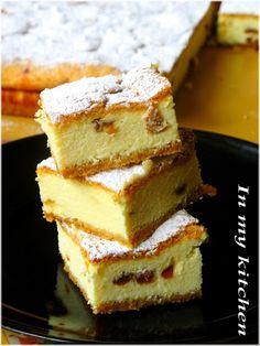 Sweet Recipes, Cake Recipes, Dessert Recipes, First Communion Cakes, Carrot Cake Cheesecake, Polish Recipes, Polish Food, Breakfast Menu, Pudding Cake