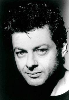 Andy Serkis in his youth