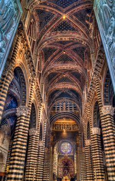 Duomo of Siena (Tuscany)