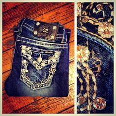 Miss Me Jeans...Love The Details