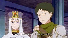 Akagami no Shirayuki-hime - Snow White with the Red Hair - Zen and Obi - Haha!