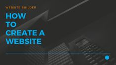 JustITHosting - How to create a website using Website Builder. Easy drag & drop, click & edit features will let you create a website no coding knowledge Create Email Address, Virtual Private Server, Business Emails, Company Names, Knowledge, Mindfulness, Coding, Website, Identity