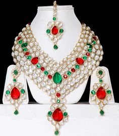 Traditionally, jewelry plays a very important role in Indian weddings, especially for the brides. Fo