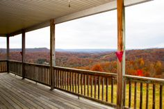 Spectacular view which you can see for miles! Relax on the back porch overlooking the valley below. 3 bedroom / 2 bath, open living room and kitchen with patio door to the back porch from the kitchen as well as a patio door from master bedroom to back porch. Detached shop and a very spacious 2 car garage and 20 acres to enjoy with much privacy. A short distance of approximately 8 miles to the city limits of Mtn. View close to Blanchard Spring Caverns. $194,500 (870-213-8224)