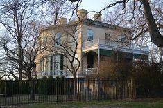 Grand Old Mansion Of Lemon Hill
