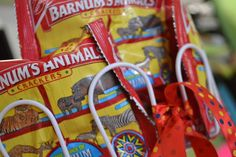 Carnival/Circus Birthday Party Ideas | Photo 23 of 38
