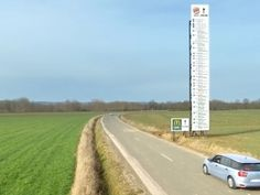 McDonald's Billboard Gives Ridiculously Lengthy Directions to a Burger King Drive-Thru Only 258 kilometers to go.