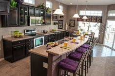 Superior Model Homes Decorated | Decorated Model Home: Northport II (Cascades At  Granite Spring)