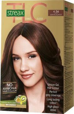 Streax Tender Loving Colour Hair Color(Mahogany - 4.56) *** Details can be found by clicking on the image.