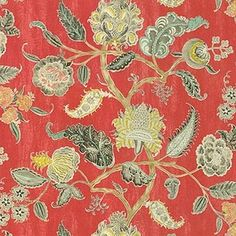 Decorative Fabrics Direct since Distributor prices on Waverly ASIAN MYTH RADISH 676891 floral print upholstery and drapery fabric. Waverly ASIAN MYTH RADISH 676891 floral print fabric and samples are available for immediate shipment. Asian Upholstery Fabric, Upholstery Fabric Online, Asian Fabric, Drapery Fabric, Asian Home Decor, Elegant Home Decor, Waverly Fabric, Japanese Embroidery, Home Decor Fabric