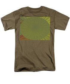 Purchase an adult t-shirt featuring the image of Desert Marigold Flowers Abstract #2 by Tom Janca.  Available in sizes S - 4XL.  Each t-shirt is printed on-demand, ships within 1 - 2 business days, and comes with a 30-day money-back guarantee.
