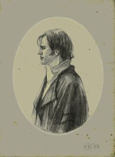 Mr. Darcy by ~kakao-bean on deviantART