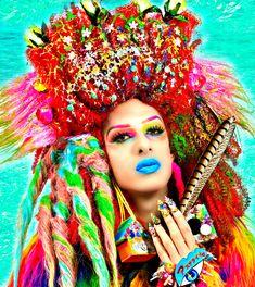 #hair #salon #wig #wigs #customwigs #dragqueen #drag #ryanjasterina #アステライナ