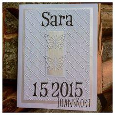 JoansKort: Kort til Sara Cover, Books, Libros, Book, Book Illustrations, Libri