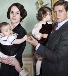'Downton Abbey' Season 4 pictures