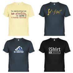 Camisas con vinil termotransferible