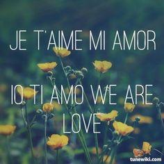 """""""We Are Love"""" by Il Volo"""