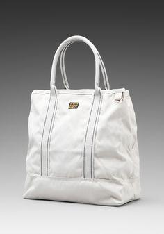 G-star Raw White Walter Beach Bag