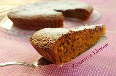 torta cioccolato e amaretti