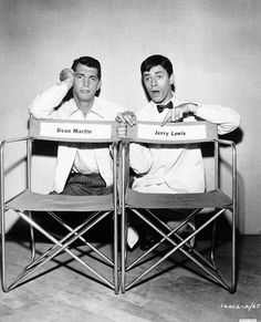 UNSPECIFIED - CIRCA 1970: Dean Martin and Jerry Lewis  by Michael Ochs Archives/Getty Images