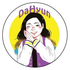 #illustration #drawing #digitalart #digitalpainting #fanart #kpop #kpopfanart #Twice #dahyun #oneinamillion #myart #artwork