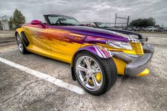 custom plymouth prowler | From 1997 to 2002, Chrysler Plymouth made 11,702 Prowlers and today it ...