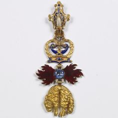 Spanish badge of the Order of the Golden Fleece