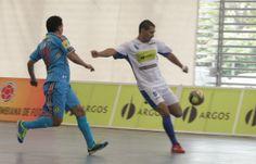 Deportivo Campaz y Deportivo D'Martin entregaron grandes emociones.