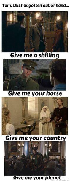 Really Tom!?