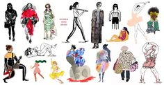 Women Illustrators! Join the Women Who Draw directory:  Such an awesome collection of talent! Art directors: go see!