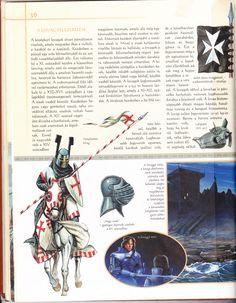 A lovagok 3 (A világ nagy harcosai c. könyv)
