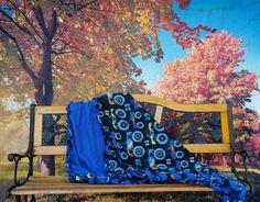 Monster truck Children's bedding No sew by BlanketsBySarahLynn