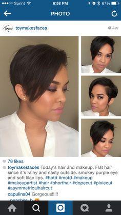 that's me! :) hair cut by Ashley Fields of BOHO Salon downtown Greensboro NC
