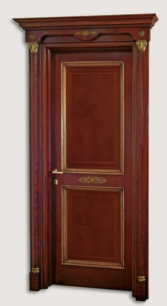 La Marina© : Browse a wide selection of Classic Wood Interior Doors on New Design Porte, including Italian Doors and Luxury Interior Doors in a variety of styles Door Design Interior, Interior Barn Doors, Exterior Doors, Luxury Interior, Wooden Glass Door, Wooden Doors, Discount Interior Doors, Frosted Glass Interior Doors, Italian Doors